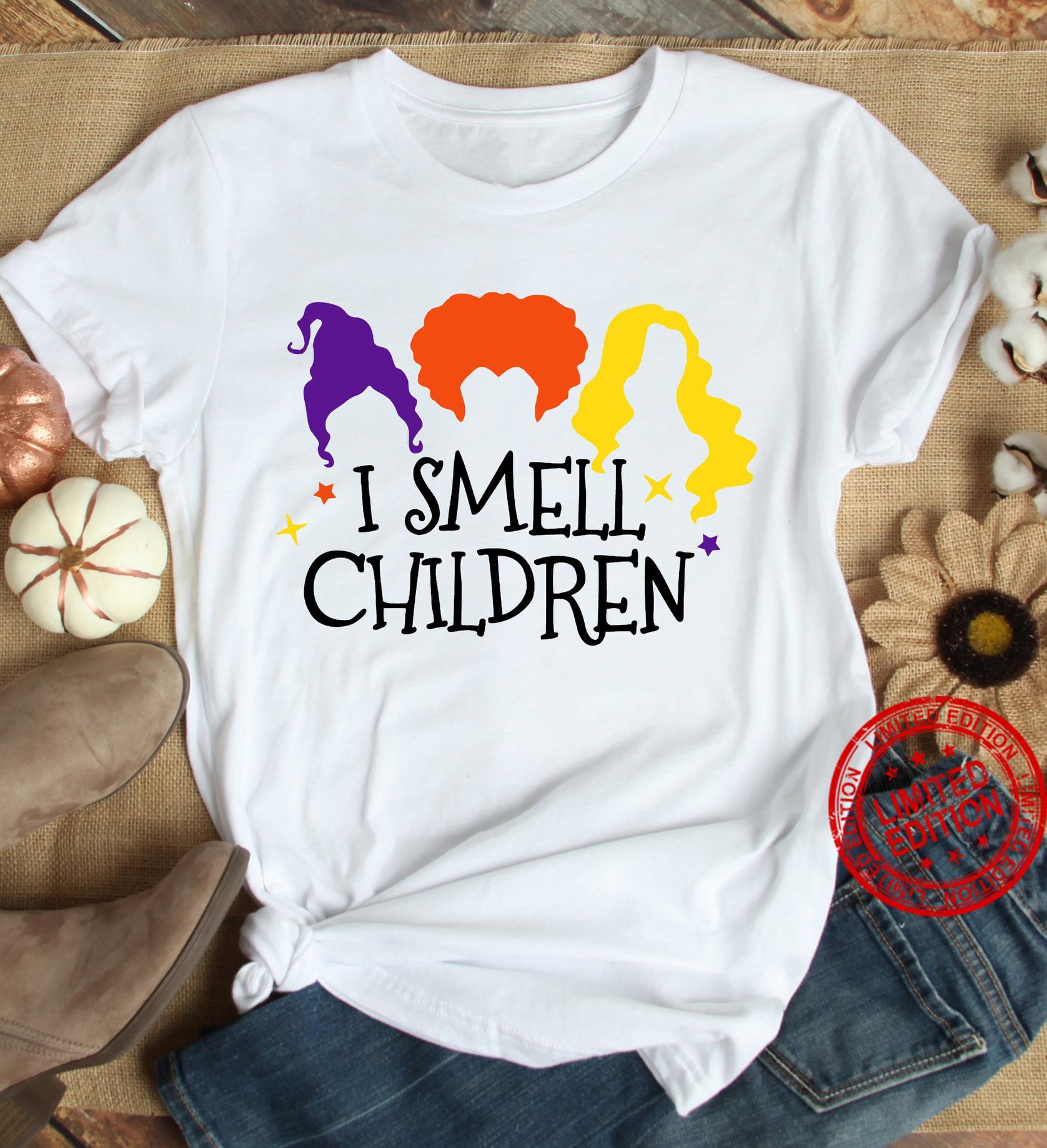 I Smell Chilren Shirt