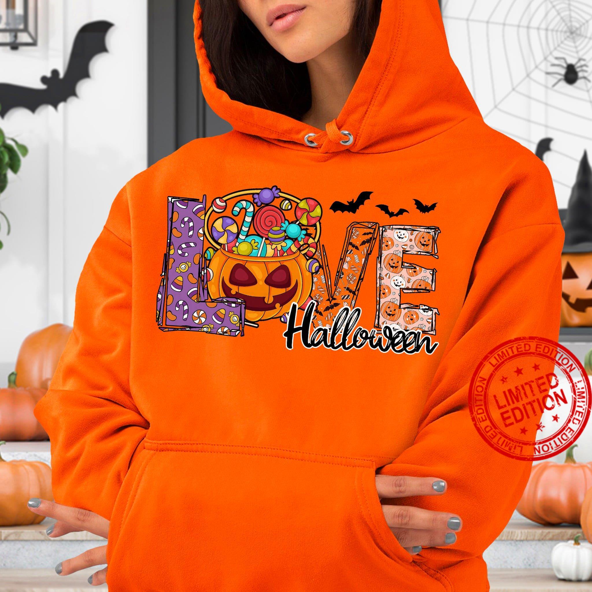 Love Halloween Shirt