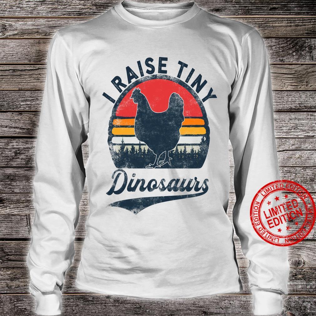 Raise Tiny Dinosaurs Shirt long sleeved