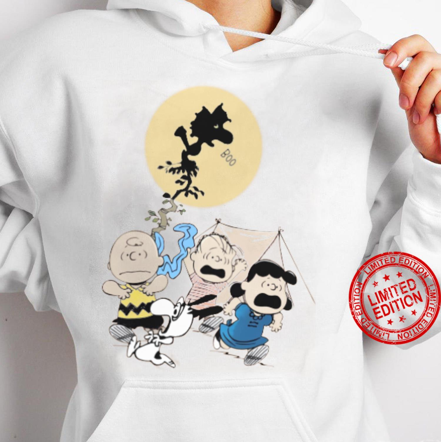 The Peanuts Boo And Friends Shirt hoodie