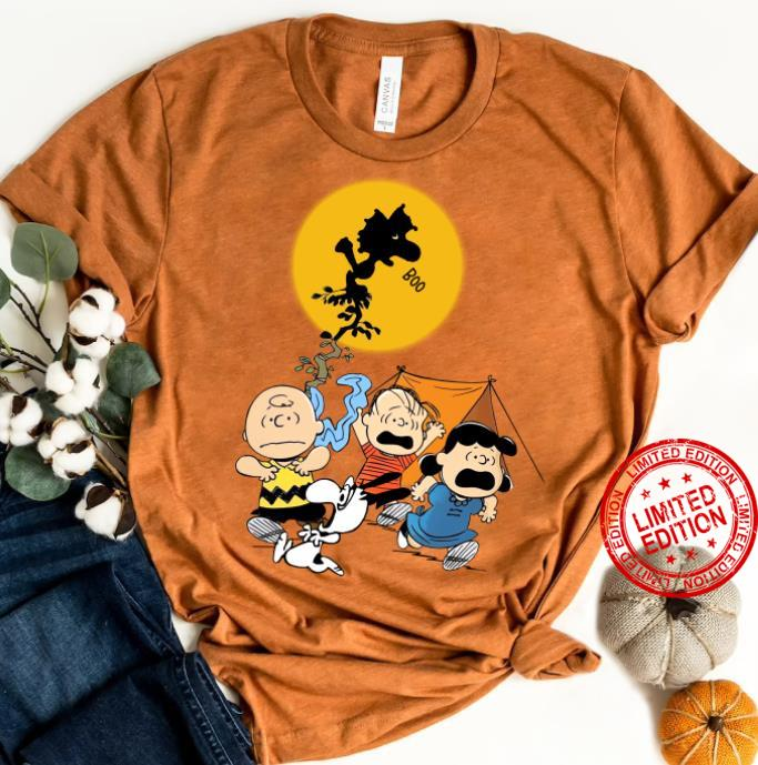 The Peanuts Boo And Friends Shirt