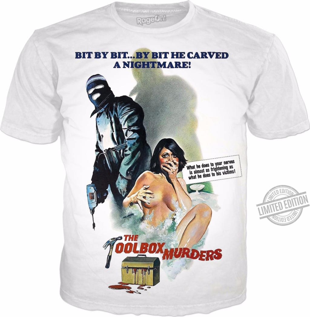 Bit By Bit By Bit He Carved A Nightmare The Foolbox Murders Shirt