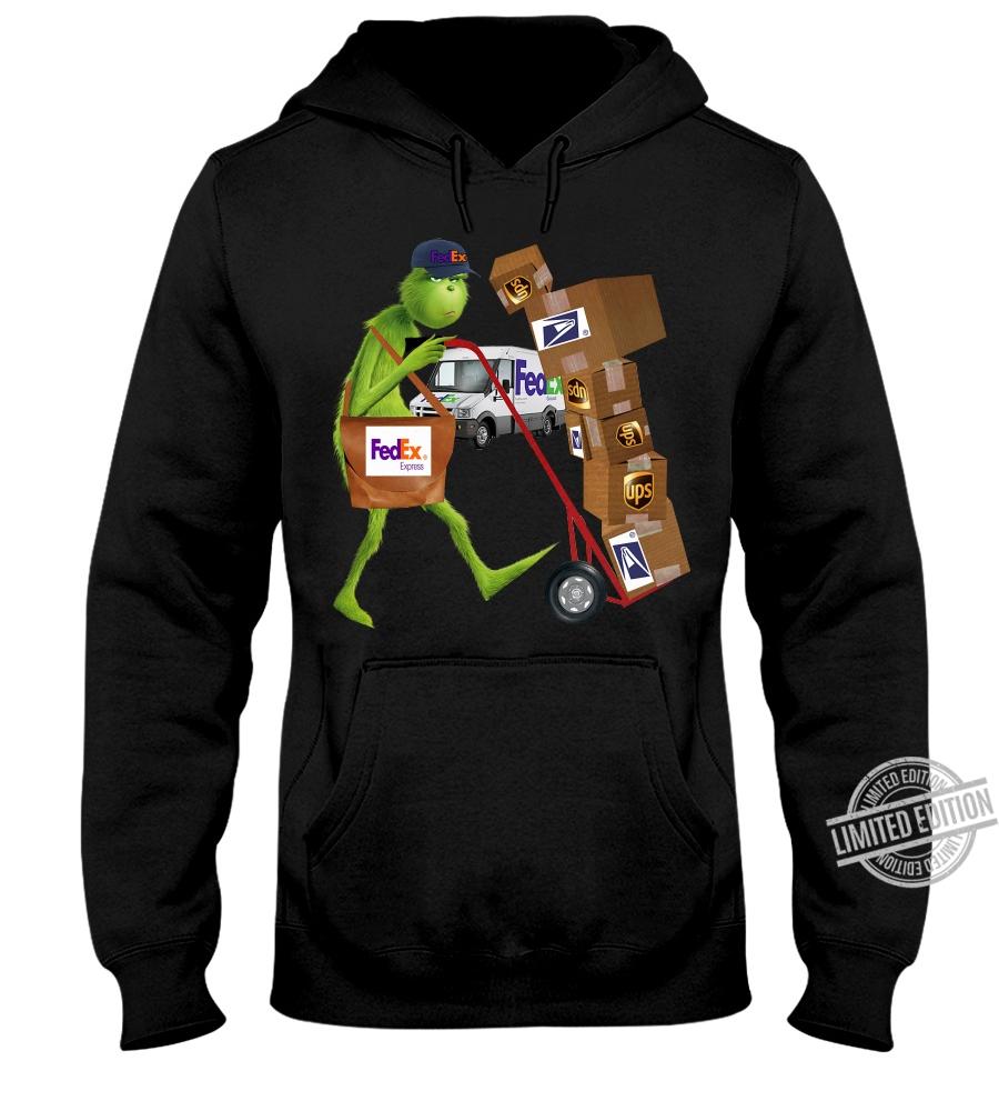 Girnch FedEx Shirt