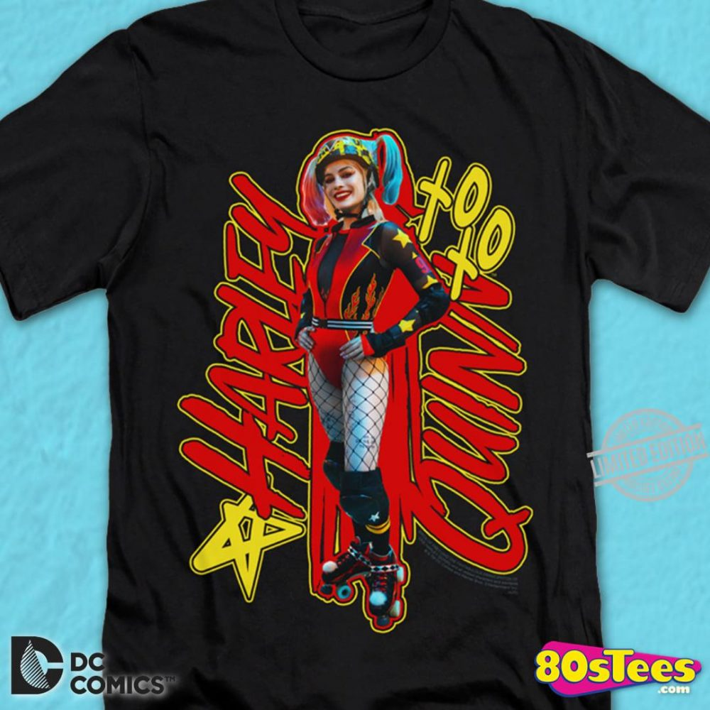 Harley To Quinn Shirt