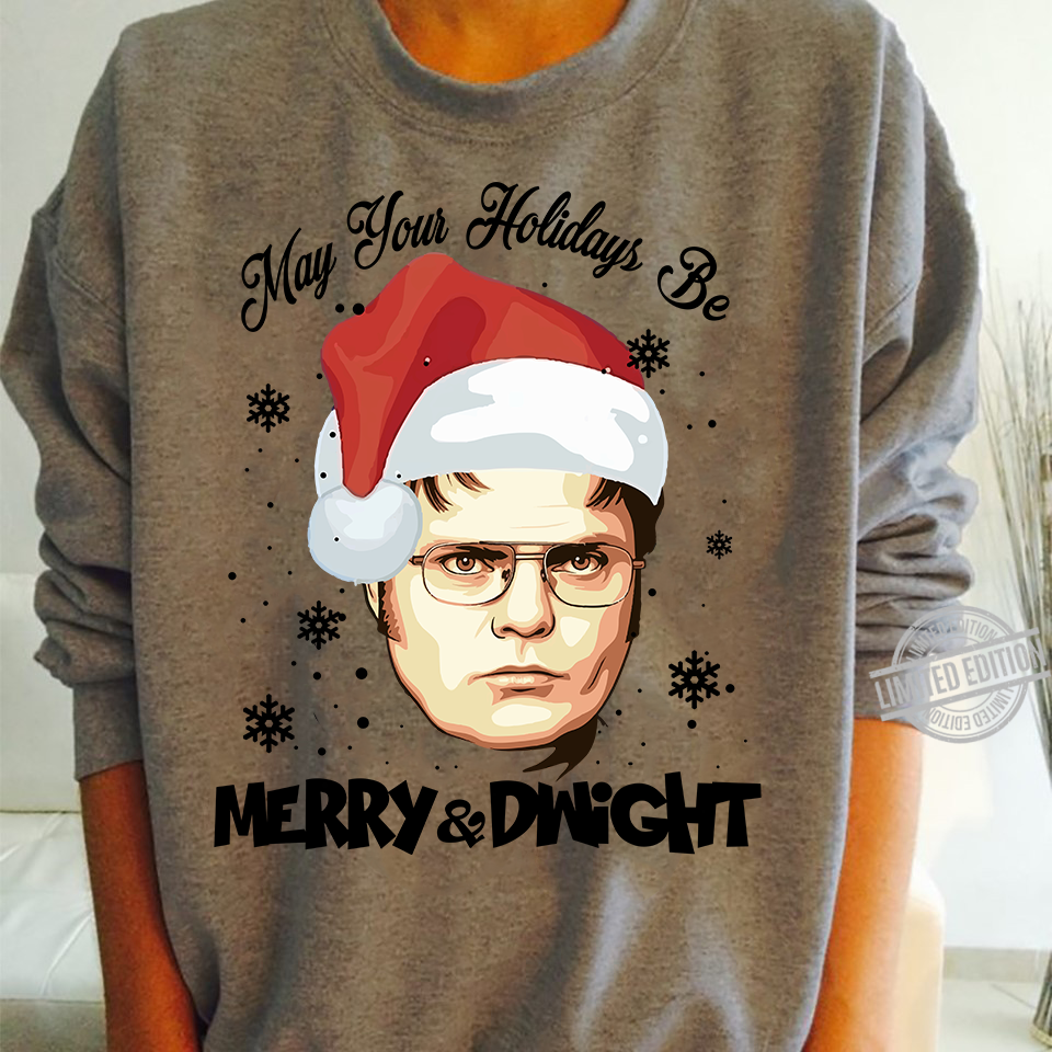 May Your Holidays Be Merry Christmas Shirt