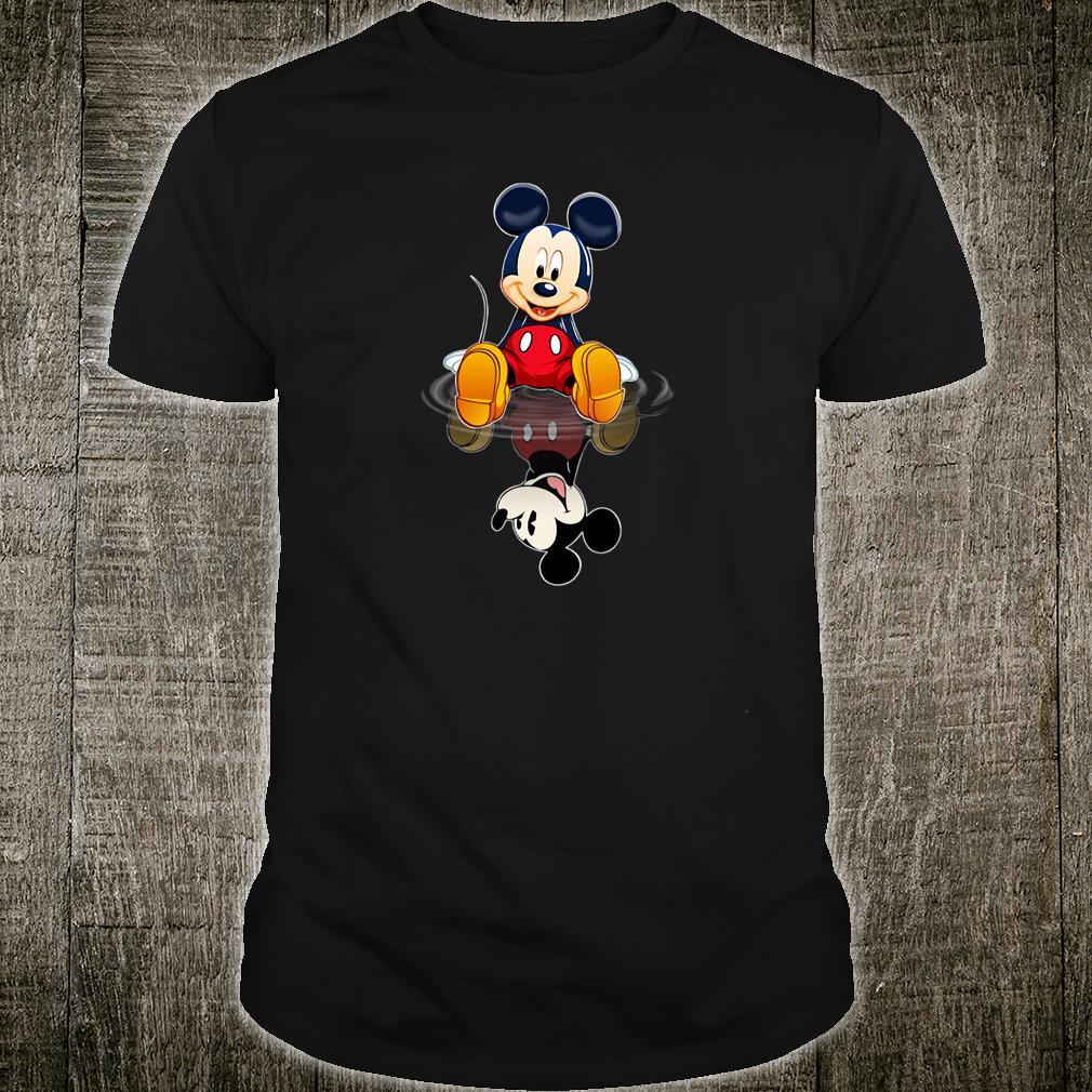 Mickey in the water shirt