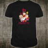 Snoopy and friends Rockets team shirt