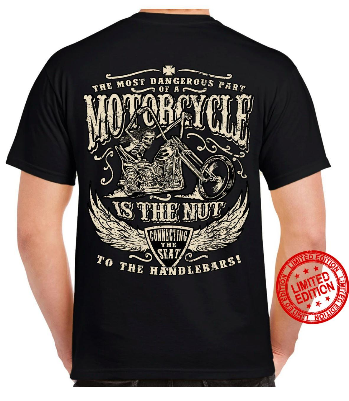 The Most Dangerous Part Motorcycle Is The Nut Shift